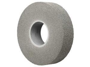 SCOTCH-BRITE X2-WL Deburring Wheel, X2-WL, 8A Medium, 8 in x 1/2 in x 3 in, 4