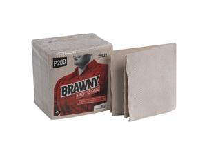 "GEORGIA-PACIFIC 29922 Disposable Paper Wipes 13"" x 13"",  50Sheets/Pack,  12PK"