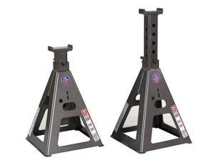 GRAY 10TF Stands Vehicle Stand,Pin Style,10 Tons,PR