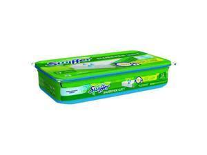 Swiffer 35154BX Wet Refill System- Cloth- 12/Box