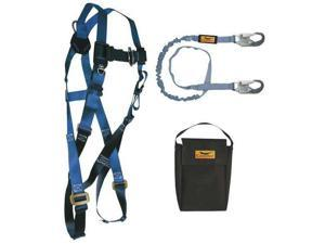 CONDOR 19F395 Fall Protection Kit, Universal, , 310 lb.