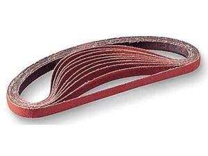 "NORTON 66261052520 2/"" x 48/"" Coated Sanding Belt 120 Grit PK10"