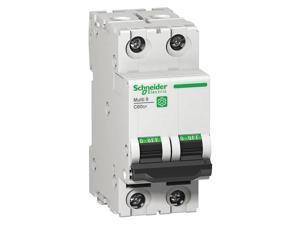 SCHNEIDER ELECTRIC M9F21225 25 A A DIN Rail IEC Supplementary Protector,
