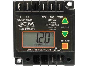 ICM ICM492 Line Voltage Monitor,24-240 Volts