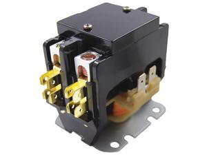 PERFECT AIRE PROC240A Contactor,2 pole, 40 Amp, 240/200/160