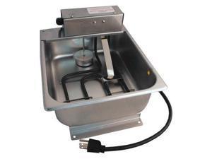 SUPCO CP804HD Condensate Drain Pan,8.34A,7.5 qt,12in W