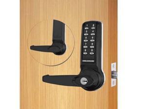 "CODELOCKS CL4210-FB Electronic Key Lock,8 -3/4"" Outside H"