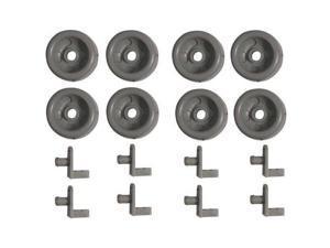 GE 22-WD35X21041 Dishwasher,Lower Rack,Roller/Axles,PK8