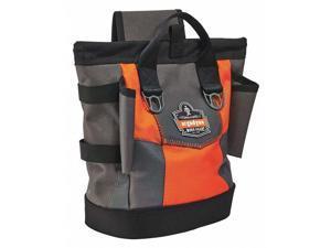 ARSENAL 5527 Orange Premium Topped Tool Pouch,Hinge