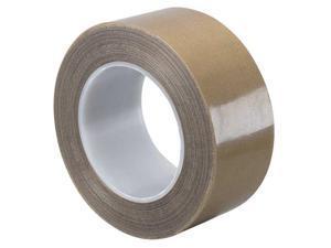 Cloth Tape, 12 In x 36 yd, 8.2 mil, Brown 12-36-5453