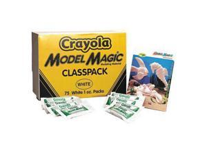 Model Magic Modeling Compound, 1 oz each packet, White, 6 lbs. 13 oz 23-6001