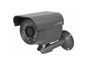 Speco Technologies Camera, Bullet Type, Fixed Lens, 12VDC  CVC617T