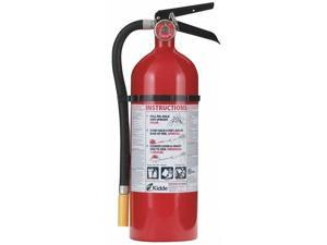 KIDDE PRO5MP Fire Extinguisher, 3A:40B:C, Dry Chemical, 5 lb