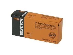 "Bostitch Staples,F/B8,.25"",5m/Bx STCRP211514"