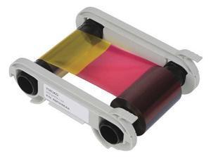 EVOLIS R5F008AAA ID Card Printer Ribbon,5 Panel,300 DPI