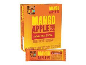 KIND 24842 Pressed By Kind Bars, Strawberry Apple Chia, 1.2 Oz Bar, 12/Box