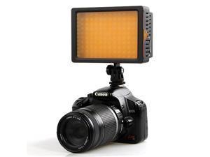 HD-126 LED Video Lamp Camera Light Lighting for Canon Nikon Pentax Olympus DSLR
