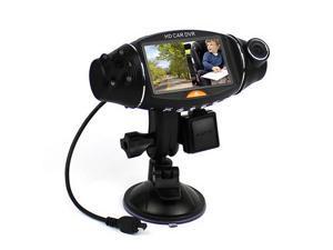 270 Degree 2.7inch IR Night Vision TFT LCD Dual 2 Lens Dash HD Car DVR Auto Vehicle Camera Cam Video Recorder G-sensor GPS R310