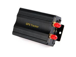 TK103A Vehicle Car GPS Tracker Real-Time Speed Alert Quad-band GSM/GPRS Tracking Device System with SD Card Slot