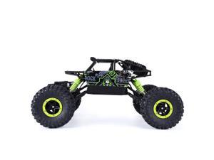 RC Car 2.4Ghz 1/18 Scale Remote Control toys 4 Wheel Drive Rock Crawler RC Car Remote Control Toys for Children