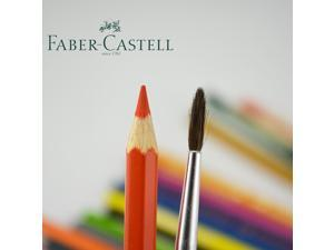 Faber Castell 12 Watercolor Pencils Lapis De Cor Professional Painting WaterColor Pencils Drawing Sketching Art Supplies