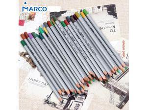 Marco Raffine 36 Color Pencils lapis De Cor Profissional Iron Boxed School Pencil for Drawing Sketch