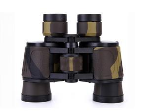 Panda 8x40 Binoculars Waterproof BAK4 Telescope Sports Outdoor Telescopio Spotting Scope Binoculars