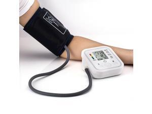 Digital Upper Arm Blood Pressure Pulse Monitor Health Care Monitor Meter Sphygmomanometer Portable Blood Pressure Monitors