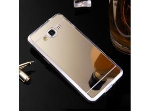 Fashion Mirror Soft TPU Case for Samsung Galaxy S7 Edge Phone Cases Cover