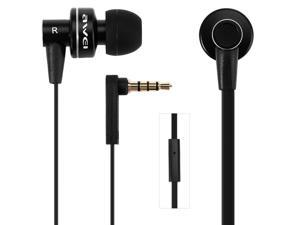 Original Awei ES-900i 1.2m Cable Length Noise Isolation In-ear Earphone Portable Media Player for iPhone Smartphone