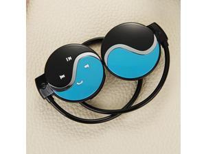 Mini 603 Wireless Bluetooth Earphone Sport Headsets with Micro Support TF Card Slot+FM Radio Headphone