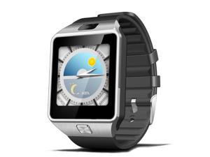 QW09 Bluetooth Wifi Smart Watch Android 4.4 MTK6572 Dual Core 1.3 GHz ROM 4GB RAM 512M Smartwatch
