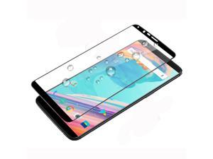 For Oneplus 5T Tempered Glass Film 1+5T Full Cover Screen Protector Glass 2.5D Film Glass