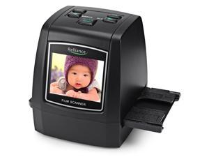 14MP 22MP 135mm Ultra High-Resolution Negative Film Slide Viewer Scanner Photo Converter USB 2.0 MSDC Monochrome Profession EC018