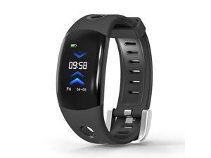 DM11 Smart Bluetooth Wristband Heart Rate Monitor Fitness Activity Tracker Pedometer Bracelet IP68 Waterproof Smart Band for IOS Android