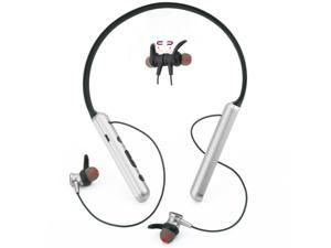 AX-12 Wireless Bluetooth Headset Active Noise Cancelling Sports Bluetooth Earphones Headphone with Mic Bass Earphone for Phone