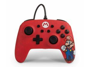 PowerA Wired Controller for Nintendo Switch - Mario (1506261-01)