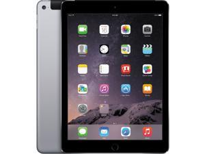 Apple iPad Air 2 - 16GB - Wi-Fi 6th Gen - 9.7in - Wi-Fi + Cellular, Space Gray