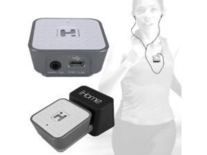 iHome Portable Rechargeable Bluetooth Receiver Speaker phone Home Docking Station - IBT52GC