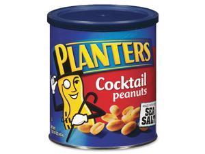 Kraft Cocktail Peanuts Sea Salt 16 oz. Can GEN07210