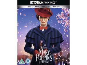 Disney DVD 4K BLU-RAY Mary Poppins Returns - 15395000