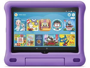 "Amazon Fire HD 8 Kids Edition tablet, 8"" HD display, 32 GB, Kid-Proof Case - Purple"