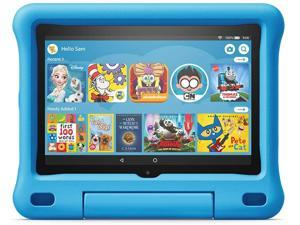 "Amazon Fire HD 8 Kids Edition tablet, 8"" HD display, 32 GB, Kid-Proof Case - Blue"