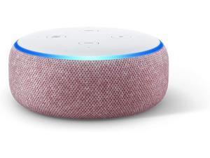 Amazon Echo Dot 3rd Generation Smart Speaker - Plum 53-023164 B07W95GZNH