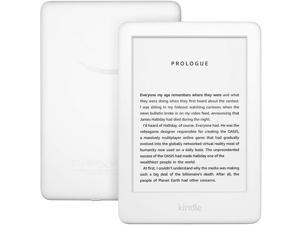 Amazon Kindle Paperwhite 10th Generation (2018) 8GB With Offers Built-in Front Light - White 53-012749