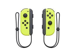 Nintendo Joy-Con (L/R) Wireless Controllers for Switch - Neon Yellow HACAJADAA