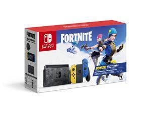 Nintendo Switch Fortnite Wildcat Bundle HADSKFAGE