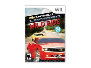Solutions 2 Go Chevy Camaro: Wild Ride Speed Unlimited Racing Pack with Wheel Nintendo Wii - 01264