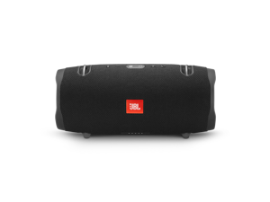 Xtreme 2 Portable Waterproof Wireless Bluetooth Speaker Black JBLXTREME2BLKAM