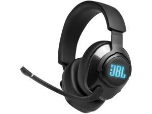Quantum 400 RGB Wired Over-Ear Gaming Headphones with USB and Game-Chat Balance Dial - Black JBLQUANTUM400BLKAM